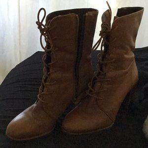 Franco Sarto Saratoga Boots